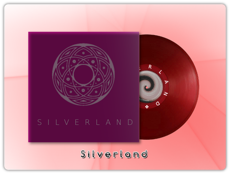 Silverland vinyl record - by Silver