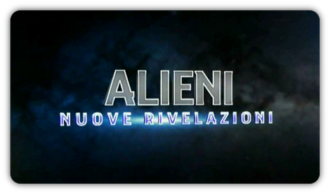 Alieni nuove rivelazioni