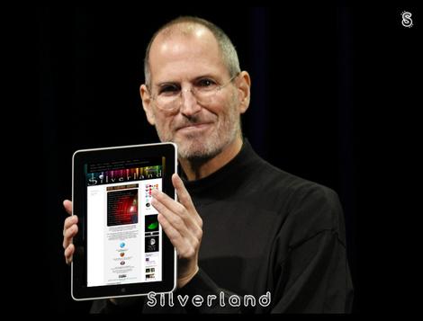 Steve Jobs - by Silver