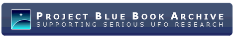 Project Blue Book Archive