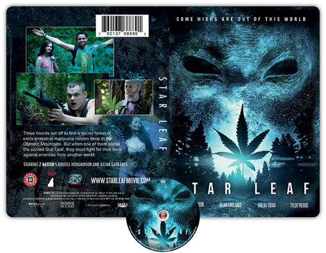 Star leaf - Cover DVD + CD