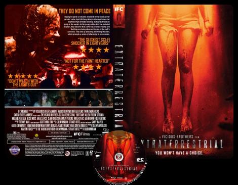 Extraterrestrial - Copertina DVD + CD