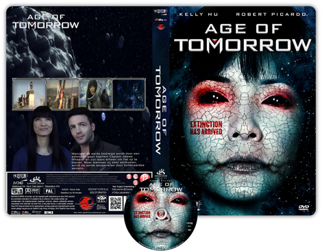 Age of tomorrow - Locandina - Poster