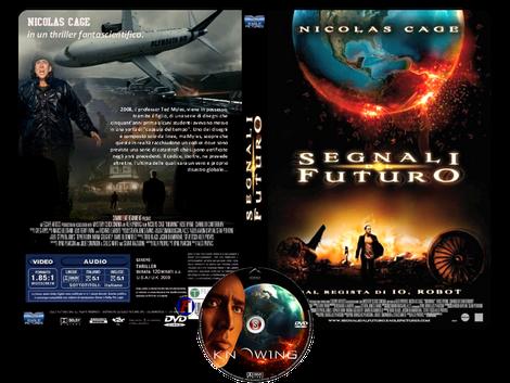 Segnali dal futuro - Knowing Copertina DVD + CD