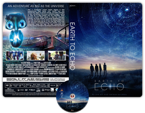 Earth to Echo - Locandina - Poster