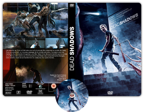 Dead Shadow - Copertina DVD + CD