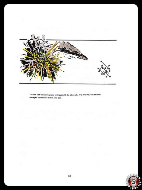 Pulsar project - Roswell incident - Rielaborazione grafica Silverland