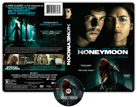 Honeymoon - Locandina - Poster