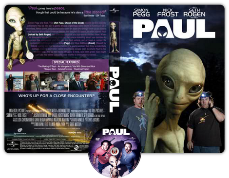 Paul Copertina DVD + CD