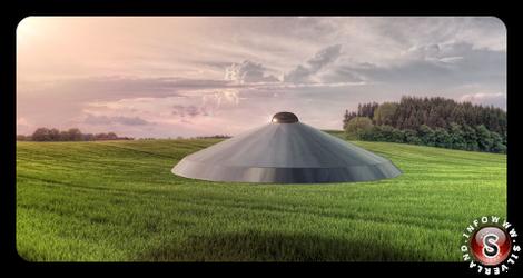 Ufo from Westall High School