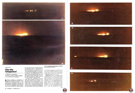 Panorama ( n.664 del 09/01/1979 ) Foto 1-2-3-4-5-6 ( rielaborazione grafica Silverland ).