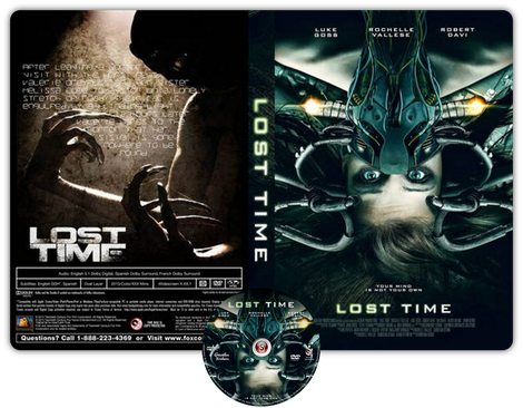 Lost time Copertina DVD + CD