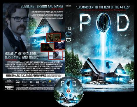 POD - Copertina DVD + CD