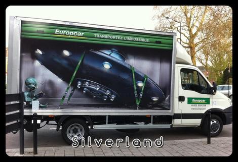 Advertising Europcar