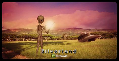 Aliens - by MissBlackWhite