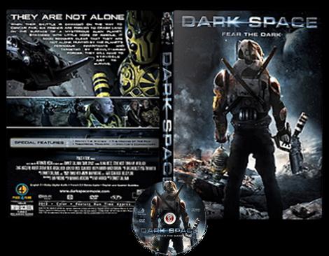 Dark space - Locandina - Poster