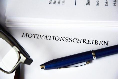 Anpassung Motivationsschreiben