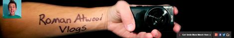 Canal de Vlogs en Inglés - Roman Atwood Vlogs