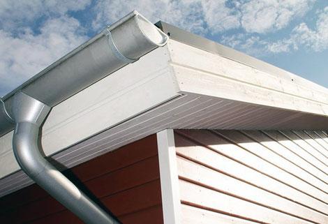 Fassadenpaket mit vorbehandeltem Paneel kammergetrocknet bei Berg Schwedenhaus