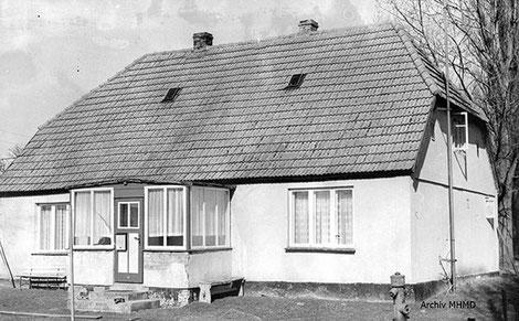 Alte Schule Dranske, 1920