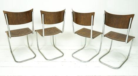 Was Ist Ein Freischwinger Originale Bauhaus Möbel Sessel Stuhl