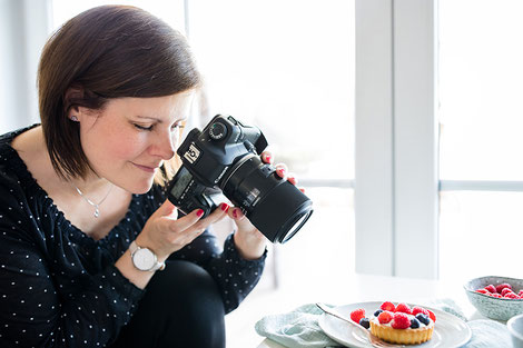 Foodfotografin Corinna Gissemann