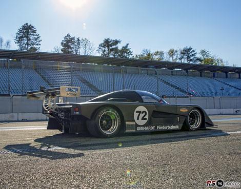 Gebhardt C88 - Gebhardt Motorsport