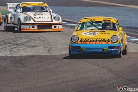 Porsche 964 Cup - Uwe Bruschnik - Preis der Stadt Stuttgart 2020