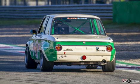 BMW 2002 TI - Nicolas Traber