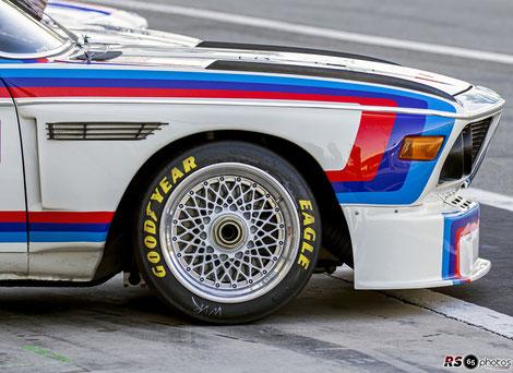 BMW 3.0 CSL - Christian Traber