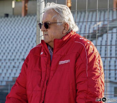 Fritz Gebhardt - Gebhardt Motorsport