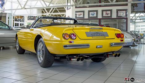 Ferrari Daytona Spider 365 GTS/4 / Auto-Salon-Singen
