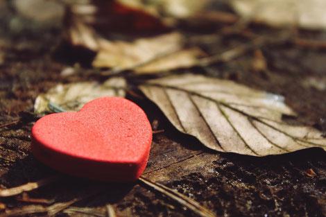 Herz als Einladung sich auf die Exerzitien einzulassen