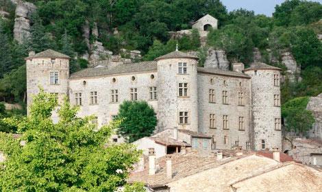 Château de Voguë