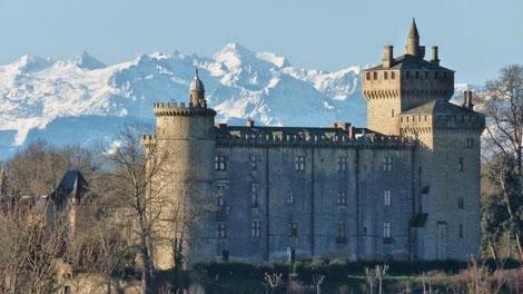 Château de Saint-Blancard