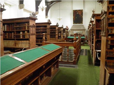 Bibliothèque de Westminster