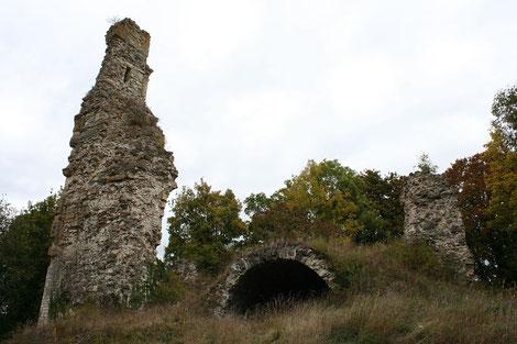 Château de Bainville-aux-Miroirs