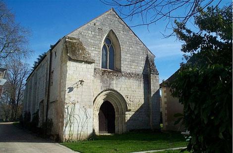 Chapelle de la Commanderie d'Auzon