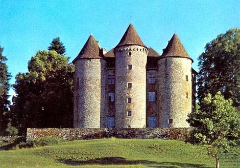 Château de Pierrefitte