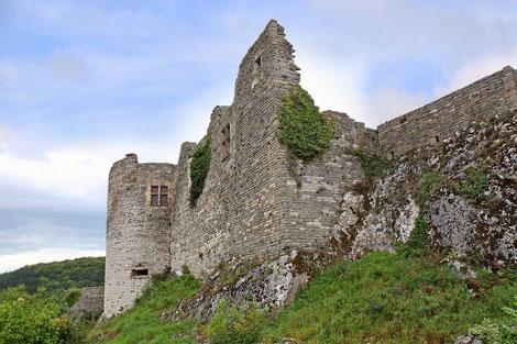 Château de Mâlain