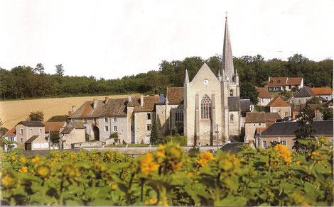 Photo de l'église de Saint Sauveur de la Foucaudière