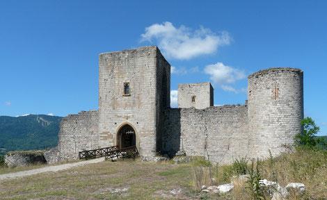 Château de Puivert