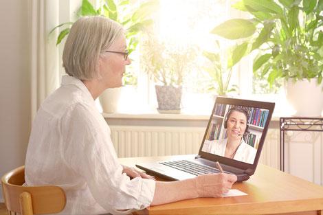 Elektronische Visite, Proweightless Videoberatung, ärztliche Betreuung