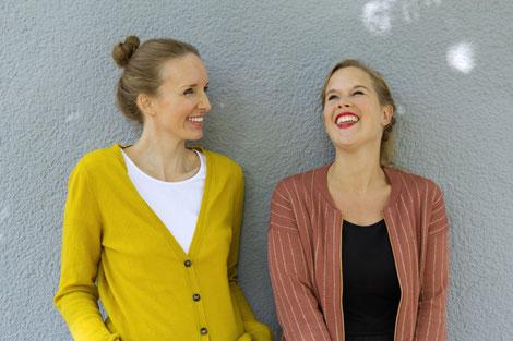 Interview mit Anna Kaiser und Jana Tepe, die beiden Gründerinnen von Tandemploy