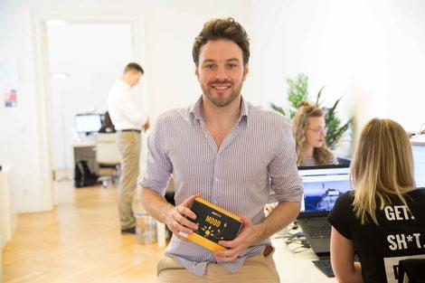 Interview mit Fabian Foelsch, Gründer & Geschäftsführer