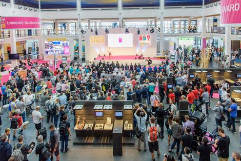News, Trends und Infos auf der Eurobike Messe
