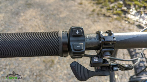Specialized Lenker mit Remote