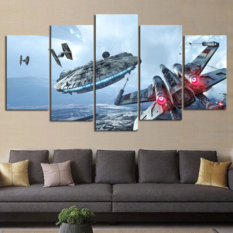 Canvas Wall Art Make Your Own Room Beautiful And Designing ...