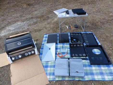 Rösle Gasgrill Sansibar Test : Profi grill gasgrills mit brenner günstig kaufen ebay