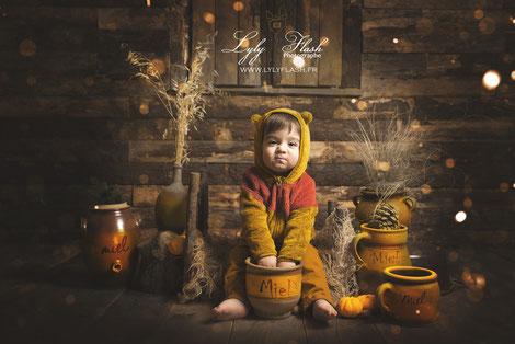 photographe bébé portrait princesse monaco